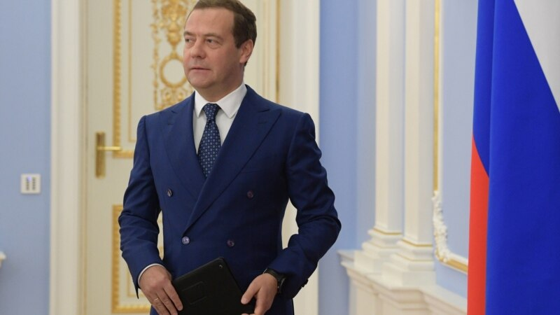 Medvedev u Beogradu