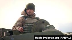 Степан, командир САУ