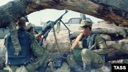Чечня. 1995