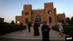 Mosully hristianlar kösenýar diýilýär.