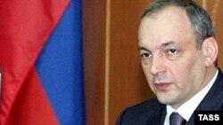 Daghestan's newly confirmed president, Magomedsalam Magomedov