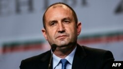 Президент Болгарії Румен Радев