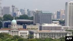 Pamje nga Singapori