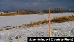 Альтернативный памятник Ивану Грозному в Канске, Россия