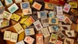 Belarus - Story about a collector of matches Syarhey Chyhryn, 15Jan2019