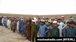 د وزیرستان ماشومان