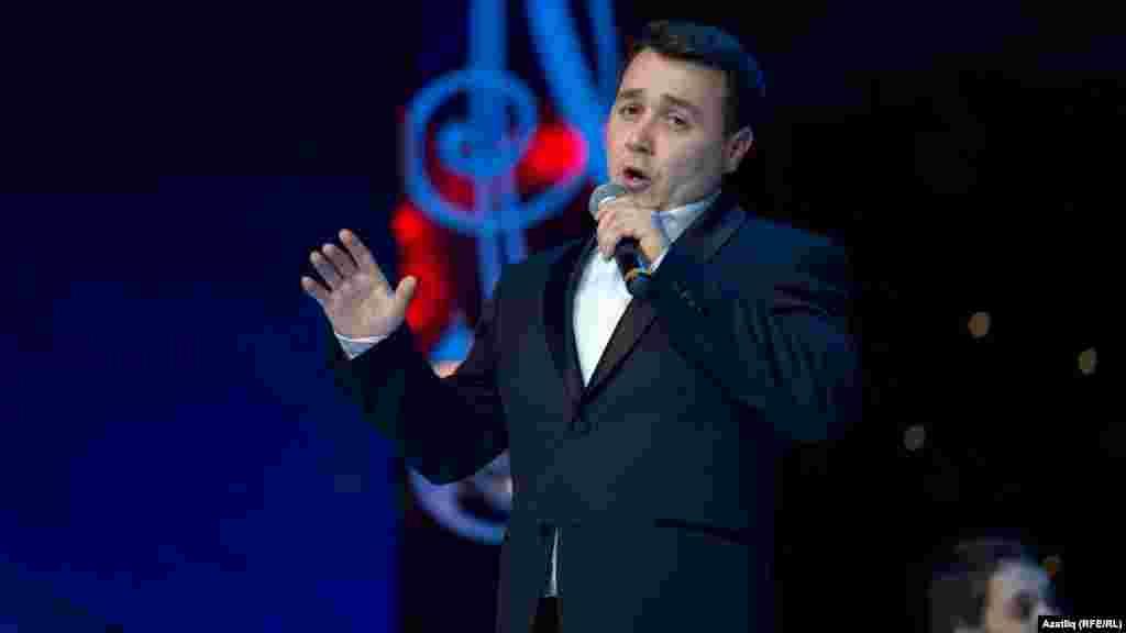 """""""Академ вокал"""" номинациясендә I урын алучы Руслан Абдрафиков"""