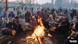 Вільнюс, січень 1991 року