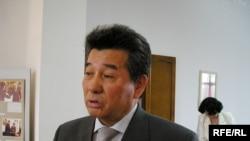 Казахстанский историк Мамбет Койгелдиев.