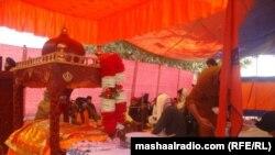 آرشیف، یکی از مراسمهای سیکها در کابل