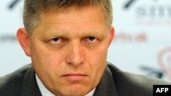 Прем'єр Словаччини Роберт Фіцо