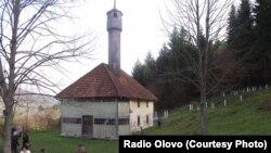 Drvena džamija u Solunu kod Olova izgrađena je 1546.