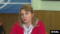 """Юлия Виноградова, мать обвиняемой по делу """"Нового величия"""" Анны Павликовой"""