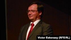 Raimund Trenkler, directorul Academiei Kronberg de la Kronberg im Taunus (Germania)