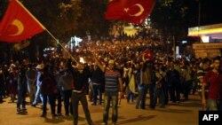 Թուրքիա - Բողոքի ցույց Անկարայում, 11-ը հունիսի, 2013թ.