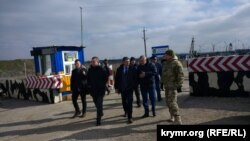 Адмінкордон із Кримом, ілюстративне фото