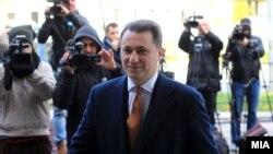 Лидерот на ВМРО-ДПМНЕ, Никола Груевски