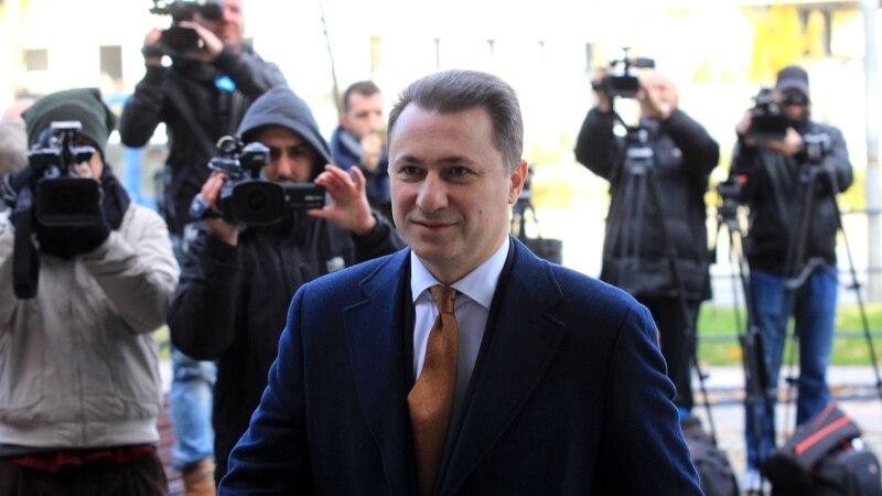 Груевски не чувствува вина за  шамарите
