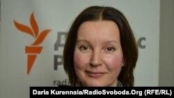 Марина Брагина, социальный психолог, переселенка из Донецка
