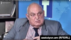 Ректор ЕГУ Арам Симонян (архив)