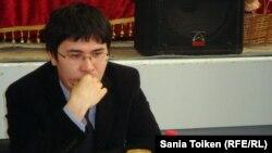 Нурали Кайранбаев, представитель Атырауского областного департамента по религии.
