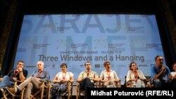 Peti dan Sarajevo Film festivala u fotografijama