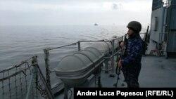 Sea Shield 2019, fregata Regele Ferdinand