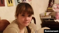 Varvara Karaulova (aka Aleksandra Ivanova) was detained in Turkey while trying to cross into Syria earlier this year. (file photo)