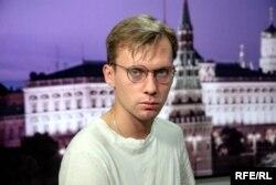 Илья Барабанов, журналист BBC