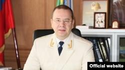 Денис Попов, прокурор Дагестана