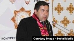 Таджикский адвокат Бузургмехр Ёров, защищавший членов запрещенной в Таджикистане Партии исламского возрождения.
