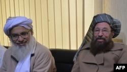 مولانا سمیع الحق او مولانا عبدالعزيز (فايل فوټو)