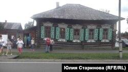"""Музей """"Фотоизба"""" в Енисейске"""