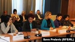Odbor za rodnu ravnopravnost, 25. novembar 2013.