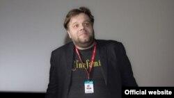 Мирослав Слабошпицький на Одеському міжнародному кінофестивалі (ОМКФ). 18 липня 2015 року