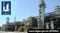 Нефтеперерабатывающий завод в Туркменбаши