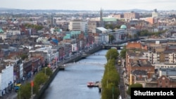 Панорама Дублина