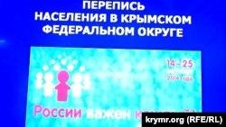 «Qırım federal bölüginde ealiniñ cedvelge aluvı: maqsad ve vazifeler». Aqmescit, oktâbr 14 künü 2014 s.