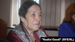 Гулҷаҳон Бобосодиқова