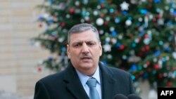 Глава Сирийского оппозиционного совета Риад Хиджаб