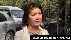 Раиса Отамбоева, ҳамсари Алмосбек Отамбоев