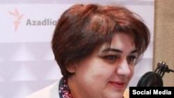 Хадиджа Исмаилова.