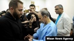 Իրան - Մոհամադ Ալի Նաջաֆին դատարանում, մայիս, 2019թ․