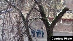 Тошкент милицияси ходимлари