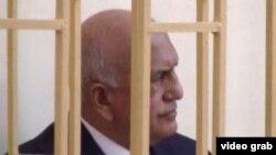 Экс-министр здравоохранения Азербайджана, ныне политзаключенный Али Инсанов