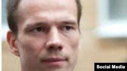 Российский гражданский активист Ильдар Дадин.
