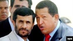 Враг моего врага - мой друг. Чавес в гостях у президента Ирана Махмуда Ахмадинеджада