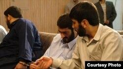 چند تن از متهمان پرونده قتلهای محفلی کرمان در جلسه علنی دادگاه
