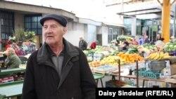Esad Pozder u Sarajevu