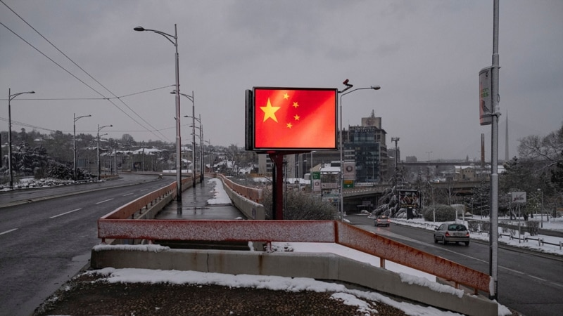 Public Displays Of Affection? Chinese Signage In Serbia Sparks EU Ire